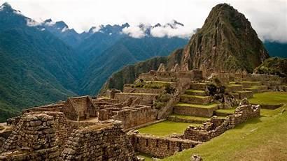 Peru Machu Picchu Historical Place Wallpapers Inca