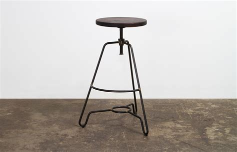 briggs breakfast bar stool in black out and out original