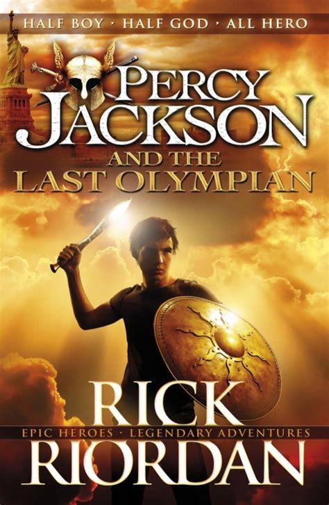 Percy Jackson, Tome 5  Le Dernier Olympien Livraddict