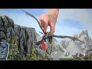 How to Train Your Dragon 2 Bewilderbeast Final Battle Set ...