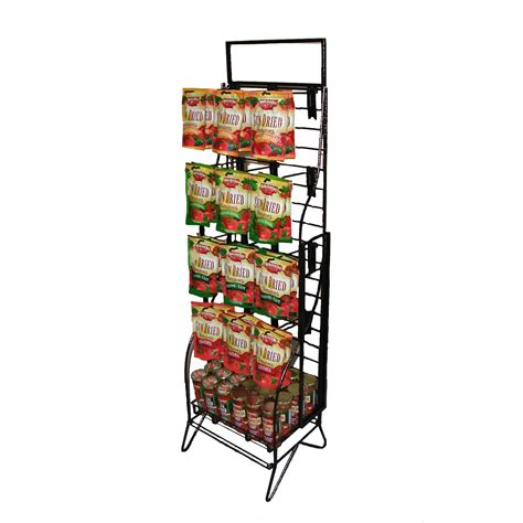 Display Racks by Fold Up Wire Display Rack