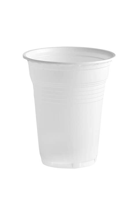 cuisine en collectivité gobelet plastique blanc 16cl