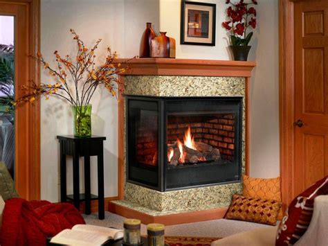 corner gas fireplace tips corner ventless gas fireplace cookwithalocal home 2606