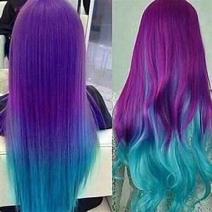 Couleur Cheveux Pastel : tayenday mauve et bleu cheveux pinterest cheveux couleur cheveux et coiffure ~ Melissatoandfro.com Idées de Décoration