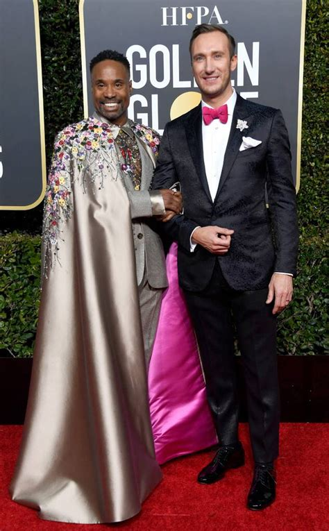 Billy Porter Adam Smith From Golden Globes Red