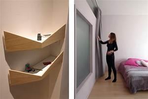Meuble Vide Poche : meuble vide poche vide poche mural design pour l 39 entr ~ Teatrodelosmanantiales.com Idées de Décoration