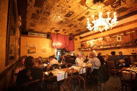 romantic restaurants  nyc