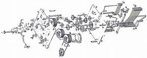 1161 Hermle Clock Movement - Fast Shipping