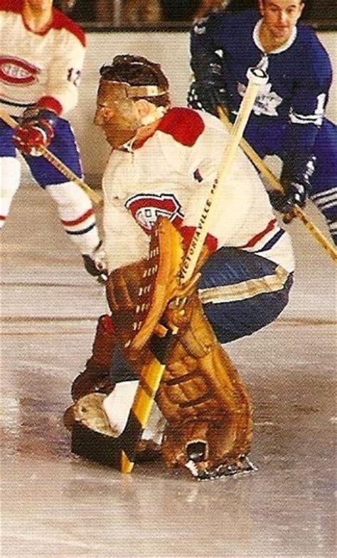 tony esposito hockey  school goalie masks ice