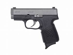 Kahr Firearms Group Introduces Seven New Models for 2017