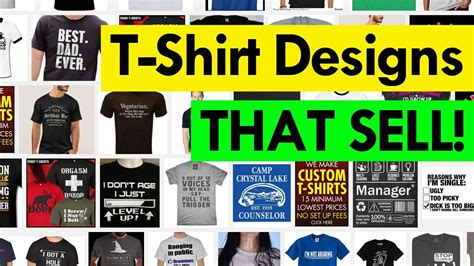 sell t shirt designs how to create t shirts designs that sell teespring