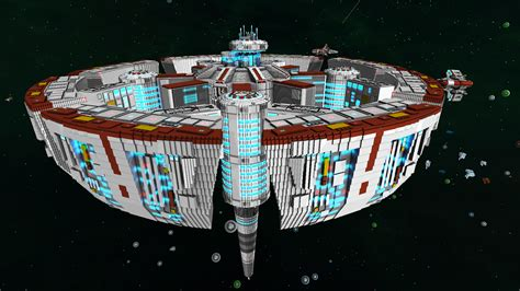 rendili hyperworks deep space construction station