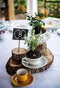 Summer, Wedding, Table, Centerpiece, Ideas