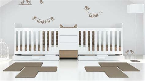chambre lit jumeau lit bb volutif pour jumeaux modular nature lit bb