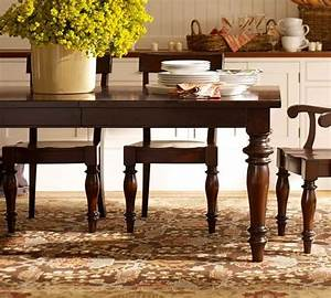 i love this table discontinued montego pb table house With discontinued pottery barn dining tables