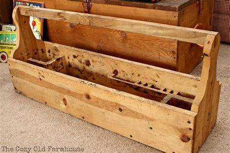 Plans Wooden Toolbox Pdf Woodworking