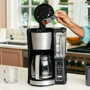 Check out our top rated selection of our ninja coffee bar coffee makers. Ninja Programmable 12 Cup Coffee Maker Brewer Glass Carafe ...