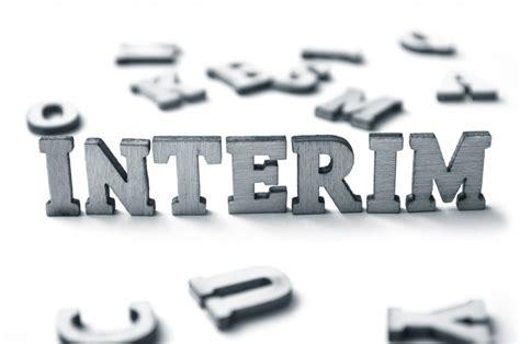 interim executives    benefits   business