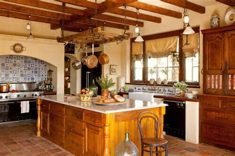 Mediterranean Style Kitchen Ideas For