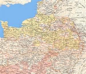 La Carte Du Nord De France