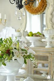 Fall Floral Arrangements On Cake Stands