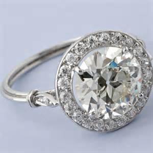 deco vintage engagement rings deco engagement ring