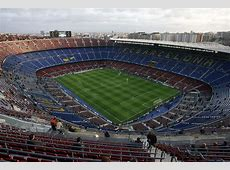 Travel Guide for Barcelona and the Camp Nou Nickes Event