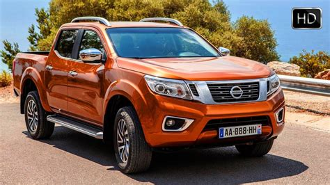 Nissan Navara Hd Picture by 2016 Nissan Np300 Navara Up Truck Exterior Design Hd