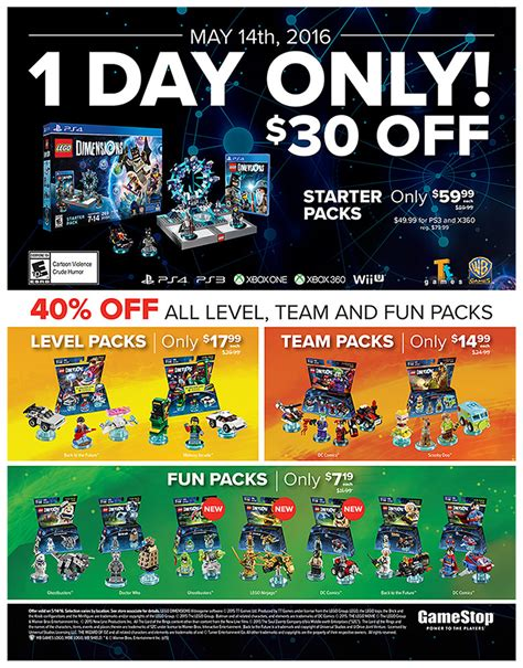 Lego Dimensions Day Stop