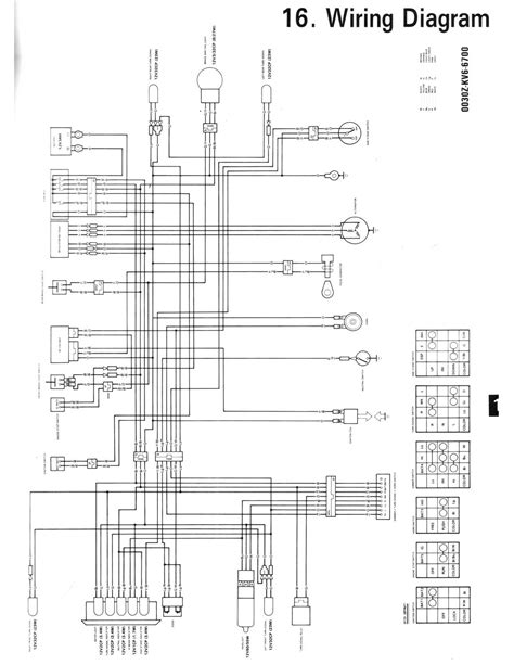 1993 Honda Shadow Wiring Diagram by Sixth Wire On 250l Rectifier Xr250r Xr400r Thumpertalk