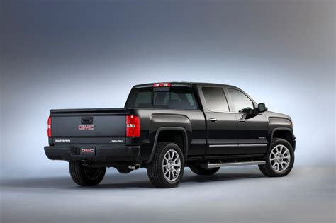 2018 Sierra Denali Announced With Pictures Gm Authority