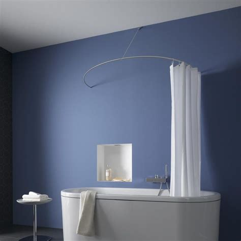 25 best ideas about shower curtain rods on
