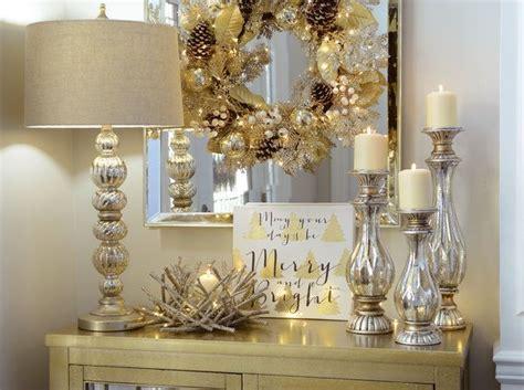 ideas  christmas entryway  pinterest
