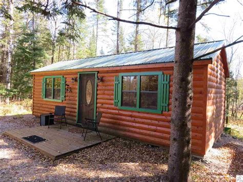 sq ft  grid tiny cabin   acres