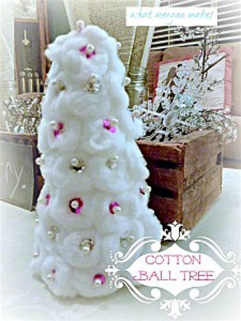 cute cotton ball craft ideas hubpages