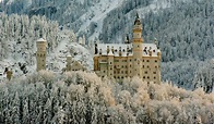 Neuschwanstein Castle. Germany. By WaveCult The castle ...