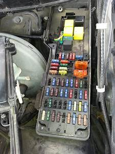 1999 Mercedes C230 Kompressor Fuse Box