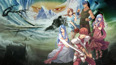 ys ii ancient ys vanished  final chapter hd wallpaper