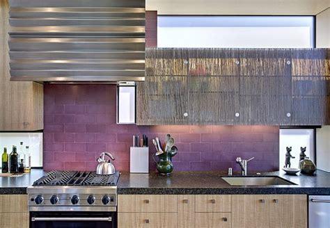 purple tiles kitchen purple kitchen designs pictures and inspiration 1691