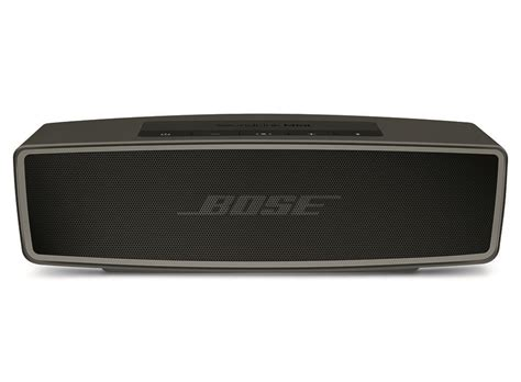 bose soundlink mini ii review rating pcmag