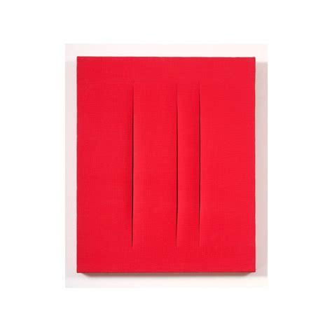 Catalogue D'exposition Lucio Fontana  Musée D'art Moderne