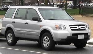 U0424 U0430 U0439 U043b 2006-2008 Honda Pilot Lx