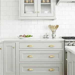 the end of an era no more white kitchens jillian harris With kitchen cabinets lowes with navy blue and pink wall art
