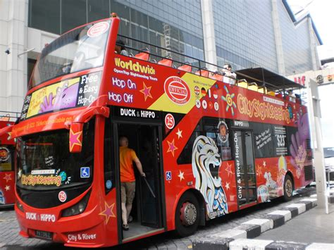 5% Off Hop On Hop Off Bus Singapore