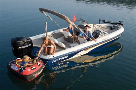 Best Fish And Ski Deck Boats by Research Nitro Boats 288 Sport Fish And Ski Boat On Iboats