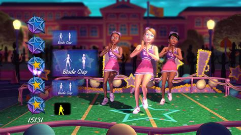 cheer let games choreography professional amazon moves