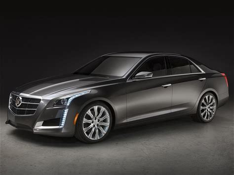 Debut  Bold New 2014 Cadillac Cts  The Ignition Blog