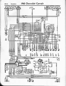 greenbrier corvair v8 autos post With wiring diagrams of 1965 chevrolet 6 and v8 biscayne belair impala part 2