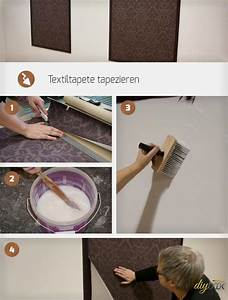 Tapezieren Für Anfänger : textiltapeten tapezieren selbermachen bauen renovieren tapezieren tapeten und renovieren ~ Orissabook.com Haus und Dekorationen