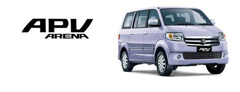 Modifikasi Suzuki Apv Exterior Dan Interior by Spesifikasi Apv Arena Otomotif Surabaya